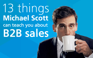 Michael Scott B2B Sales
