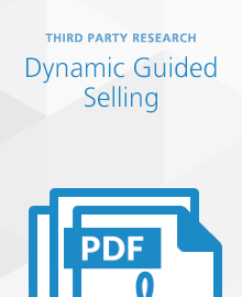 dynamic guided selling