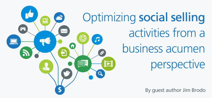 Social Selling Optimization