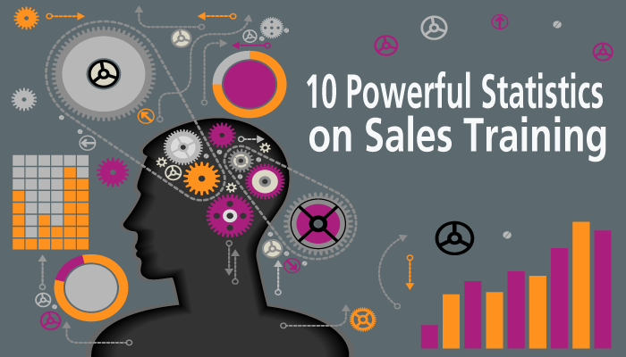 sales training statistics with a thinking person